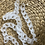 Thumbnail: רצועה משלימה לתיקי צד ממקרמה- שקוף מט