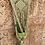 Thumbnail: מתלה מקרמה ירוק לעציץ