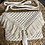 Thumbnail: תיק צד מקרמה קולקציית פרנזים דגם שמנת
