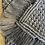 Thumbnail: תיק צד מקרמה קולקציית פרנזים דגם כחול ג׳ינס