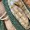 Thumbnail: תיק גיטה ירוק עם קש ותחרה