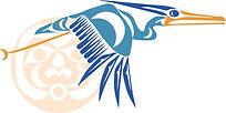 Naut'sa mawt Event Mangement Heron Logo