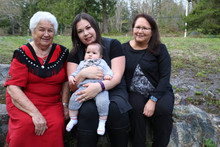 Elder profile: Tla'amin's Elsie Paul (qaʔaχstaləs)