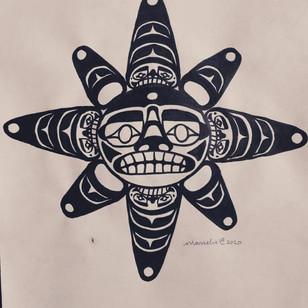 Artist Mars Carmichael