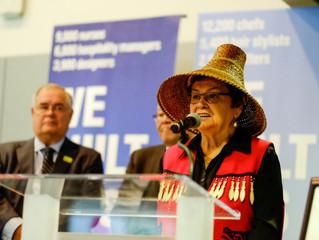 Elder profile: Tsleil-Waututh's Deanna D. George