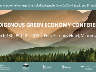 Registration Open for Indigenous Green Economy Conference