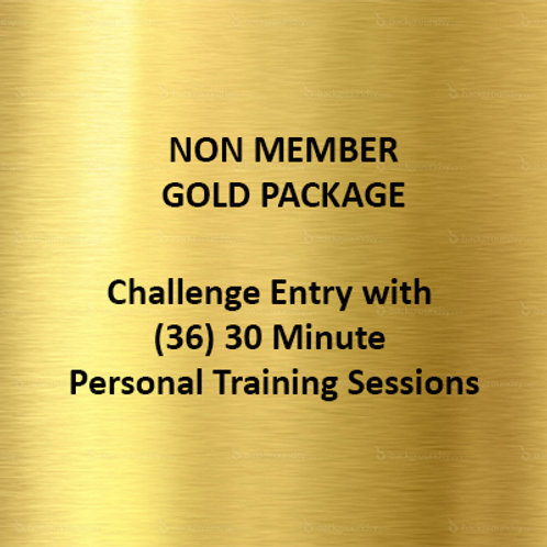 Non Member Gold Package
