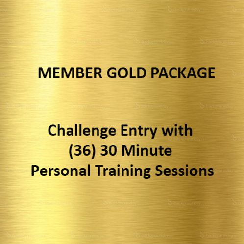 Member Gold Package
