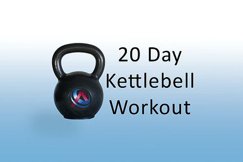 20 Kettlebell Workouts