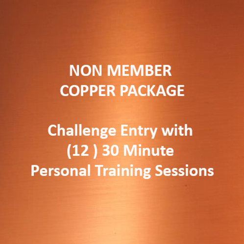 Non Member Copper Package