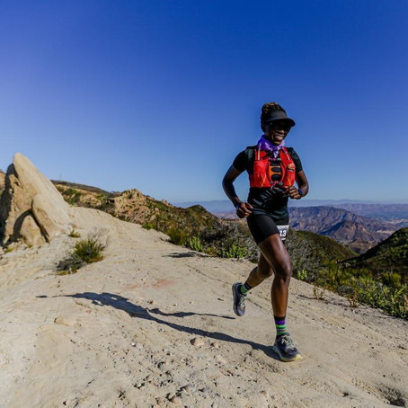 Finding Running, and Creating a Future for Black Runners