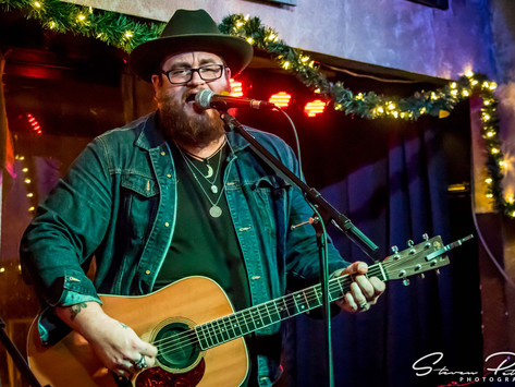Featured Artist - You Should Know - Austin Gilliam