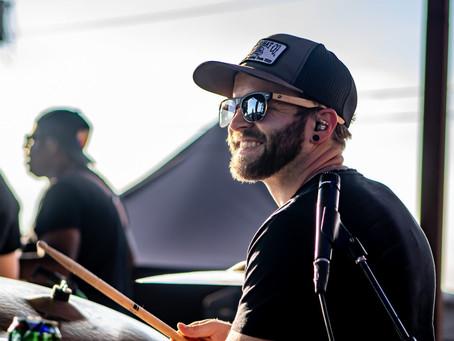 Featured Artist - Drummer - Justin Cogneato
