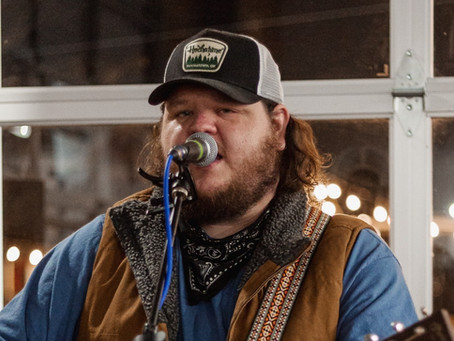 Single Review: Baptized in Whiskey by Mason Hays
