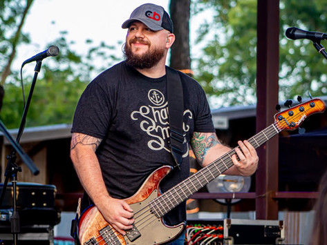 Featured Artist - Kevan Campbell (Mason Lively Band)