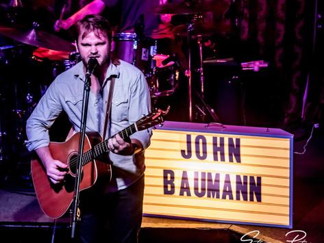 Featured Artist - Songwriter - John Baumann