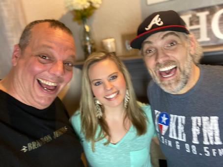 Hello Texas Podcast - Episode 6 - Texas Angel (Holly Tucker)
