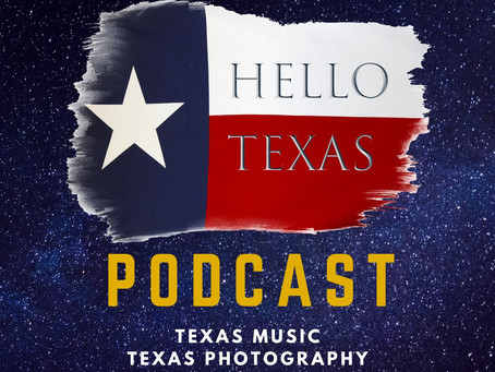 Hello Texas Podcast - Episode 4 - The Baby We Didn't Kill (Michael Moad)