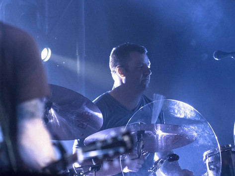 Featured Artist - Drummer - Les Lawless (Randy Rogers)