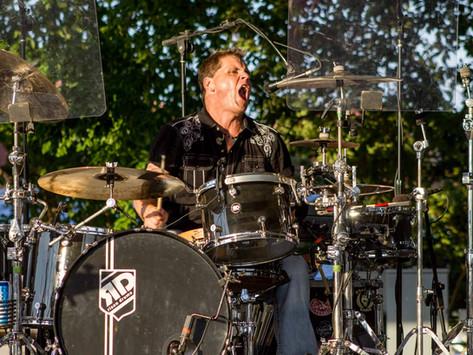 Featured Artist - Drummer - Chris Kelly (Holly Tucker)