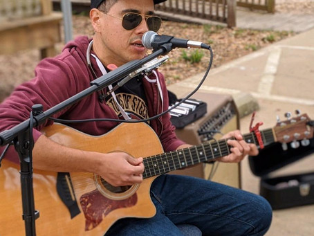 Featured Artist - You Should Know - Tony Jr. and the Magic Valley