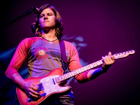 Featured Artist - Guitarist - Dustin Schaefer (Shane Smith & The Saints)