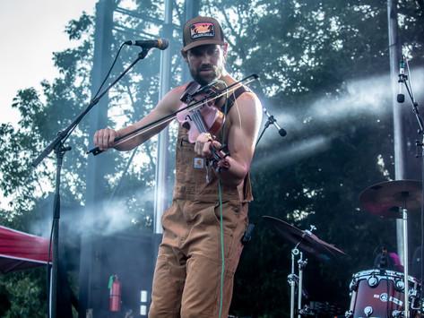 Featured Artist - Fiddle - Bennett Brown (Shane Smith)