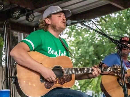 Five of Our Favorite Songwriters In Texas