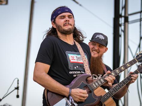 Featured Artist - Guitarist - Zach Hawkins (Canaan Bryce)