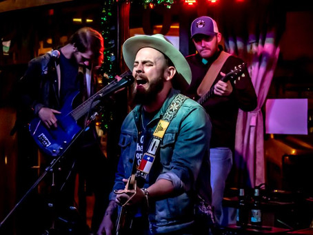 Featured Artist - Taylor Branch and the Lone Star Ramblers