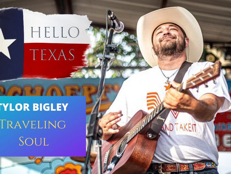 Recorded Live - Featured Artist - Tylor Bigley - Traveling Soul