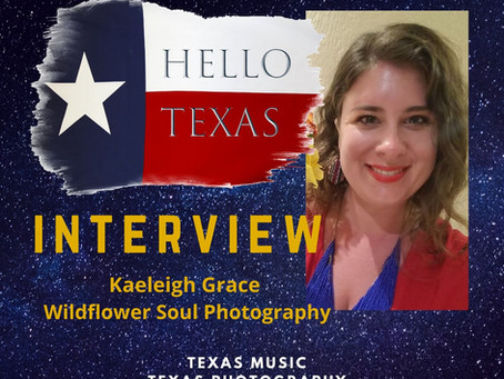 Interview - Kaeleigh Grace - Wildflower Soul Photography