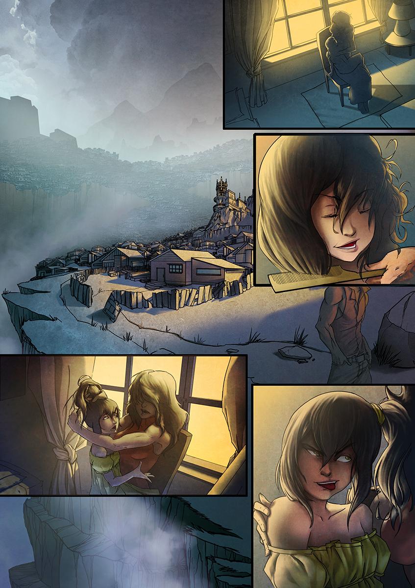 Murielle Origin Page 1
