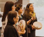 Kathy Absolon, Jo-anne Absolon, Lana Basher and Banakonda Kennedy-Kish Bell - Indigenous Singers, Wholistic Healing