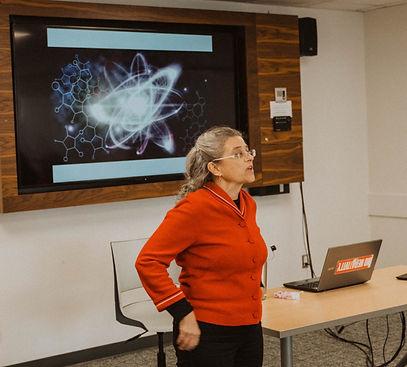 Energy Work - Holsitic Healing Conference, OISE University of Toronto Roxana Roshon