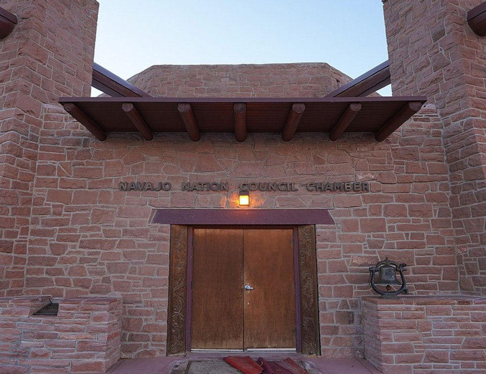 Community Healing, Navajo Nation, Photo by Indianz.com