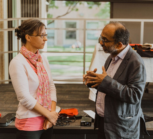 Roy Moodley and Olena Helen Darewych - Holistic Healing Conference