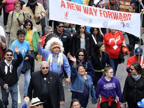 Indigenous Residential School Social Action