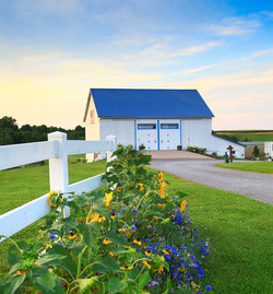 Five Fillies Farm Wedding Barn