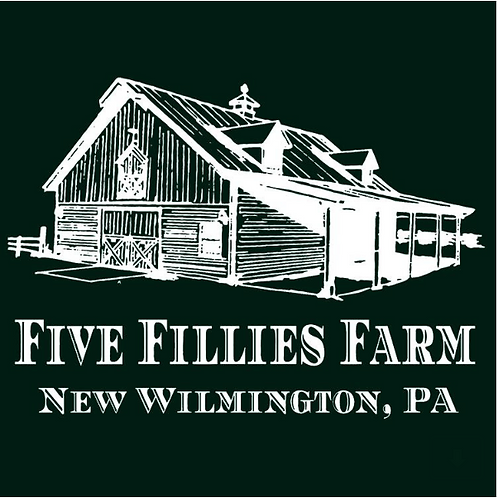 Five Fillies Farm T-Shirt