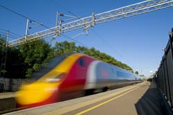 Extensive Rail Career