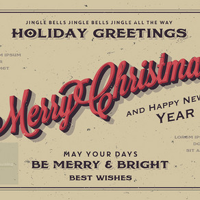 Have a Merry and Safe Christmas!