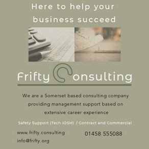 Our new advert for Somerset and the West