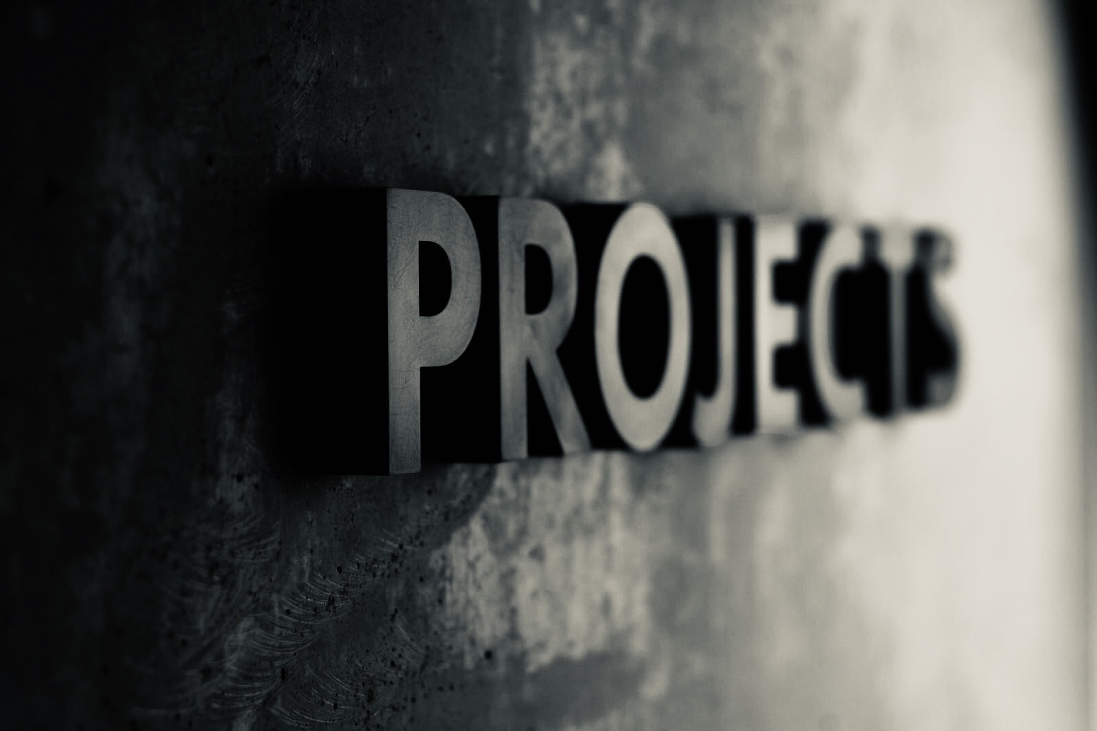 Programme and Projects