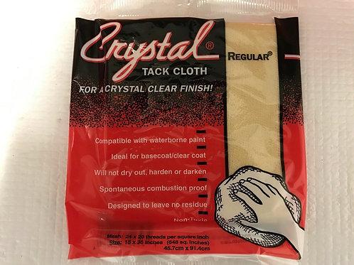 "Crystal Brand 18"" x 36"" Premium Tack Cloths, 12 Cloths"
