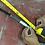 Thumbnail: Air Hydraulic foot pump hose 10000 PSI 8 FEET 6 INCHES