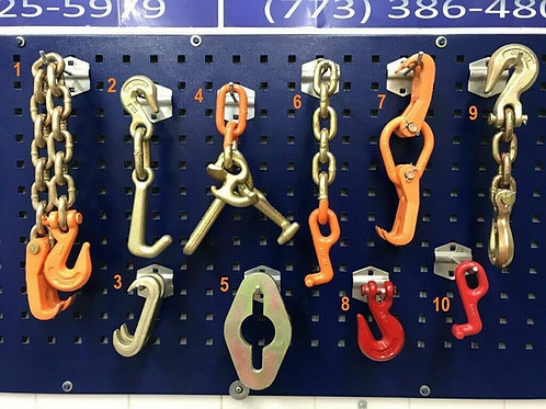 10 pieces  Frame Machine Towing tools