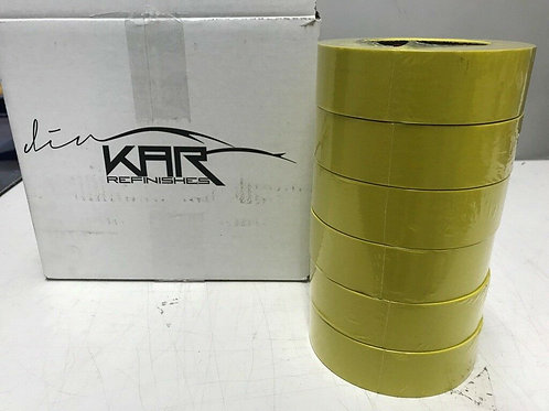 24 ROLLS KAR112CS AUTO BODY PAINT MASKING TAPE 1.41 IN / P X 60 YARDS DEAL