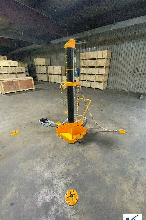 10 TON Portable Auto Body Pot Puller
