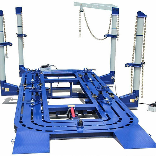20 FEET 4 TOWERS  AUTO BODY SHOP FRAME MACHINE TUBE STYLE